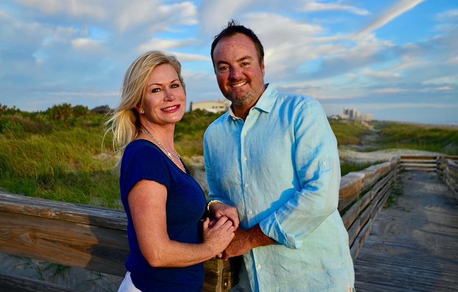 David and Donna photo